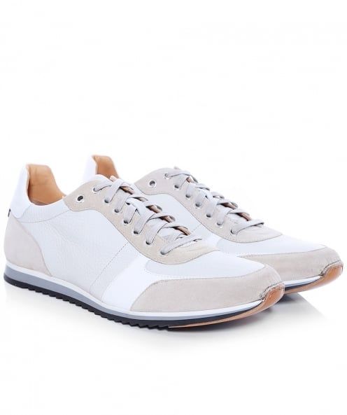 Magnanni Leather Trainers