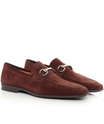 Suede Antidififu Loafers