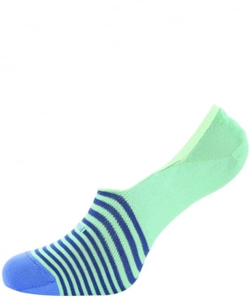 Stripe Invisible Touch Socks