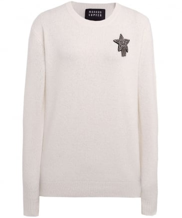 Wool Shooting Star Jumper