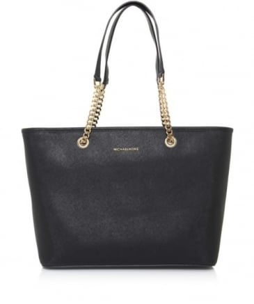 michael michael kors jet set chain tote bag. Black Bedroom Furniture Sets. Home Design Ideas