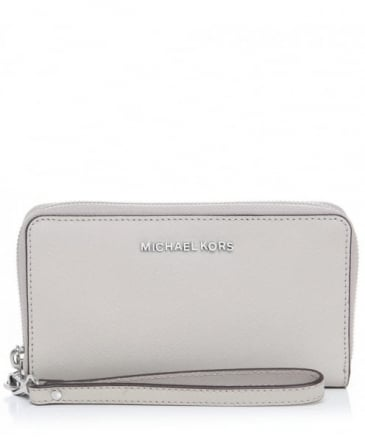 Jet Set Travel Smartphone Wristlet