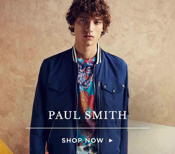 Paul Smith Dropdown
