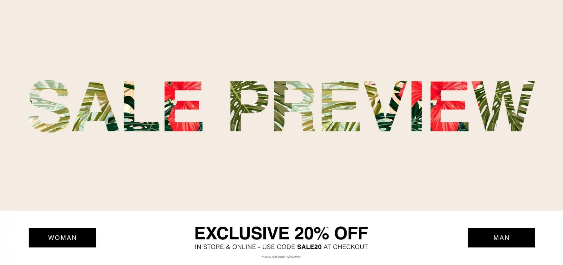Sale Preview
