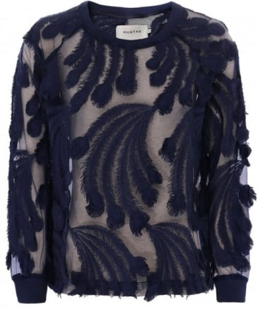 Memphis Feather Sweatshirt
