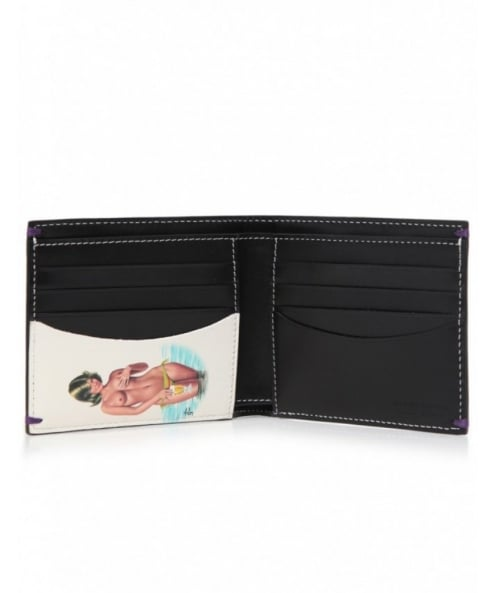 Naked Lady Wallet 26