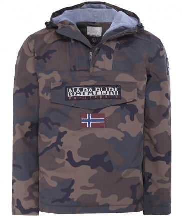 Hooded Rainforest Anorak