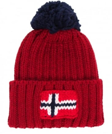 Semiury Bobble Hat