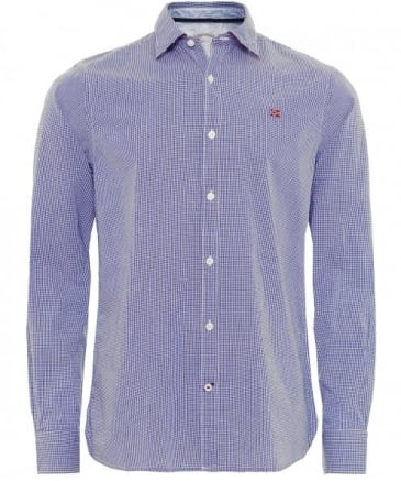 Urban Fit Gingham Guyamas Shirt