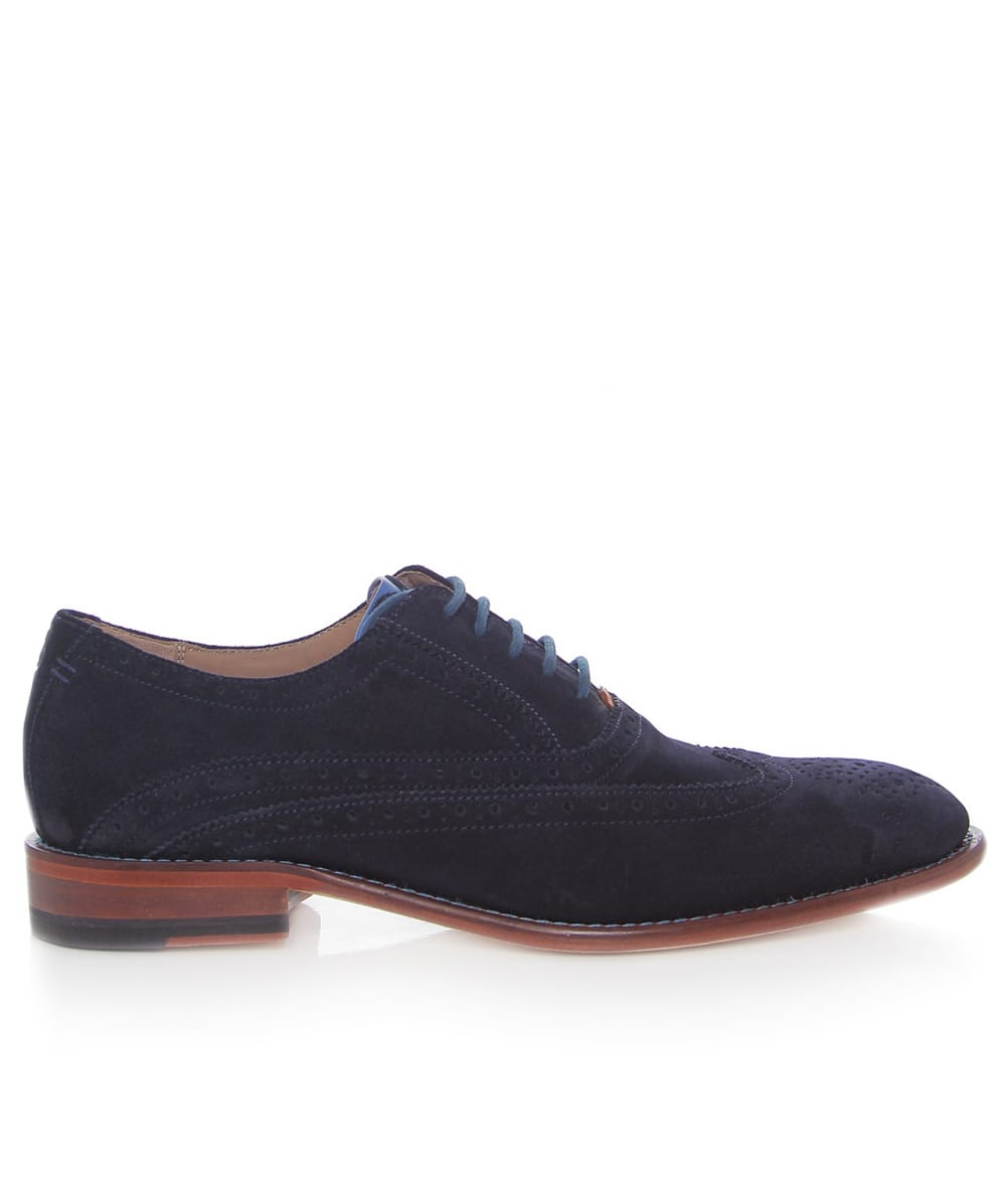 oliver sweeney suede fellbeck oxford shoes jules b