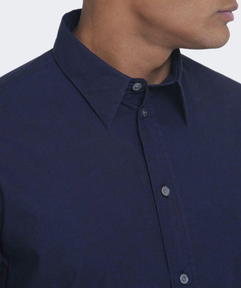 Paul smith jeans tailored fit printed hippo shirt for Tailored fit shirts meaning