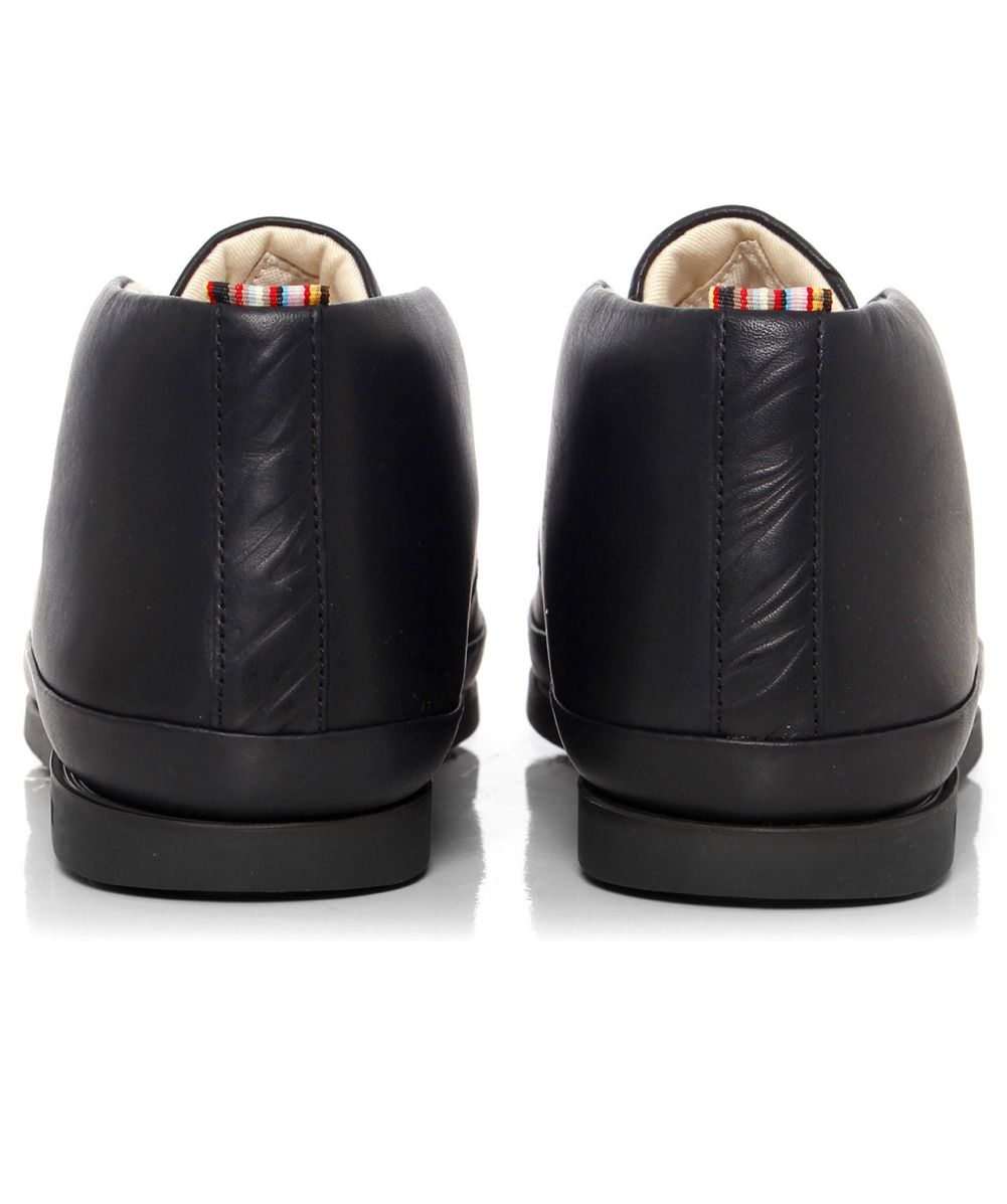 paul smith black loomis boots available at jules b