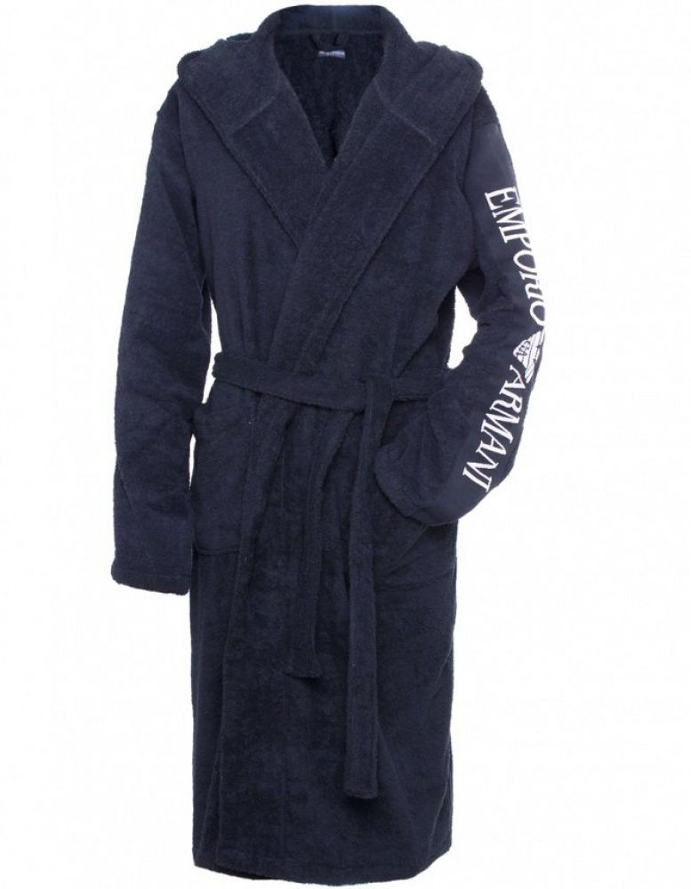 2018 Sale Online SWIMWEAR - Towelling dressing gowns Emporio Armani Real Sale Online YYqMMu