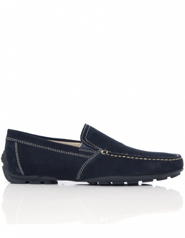 Geox Monet Suede Loafers