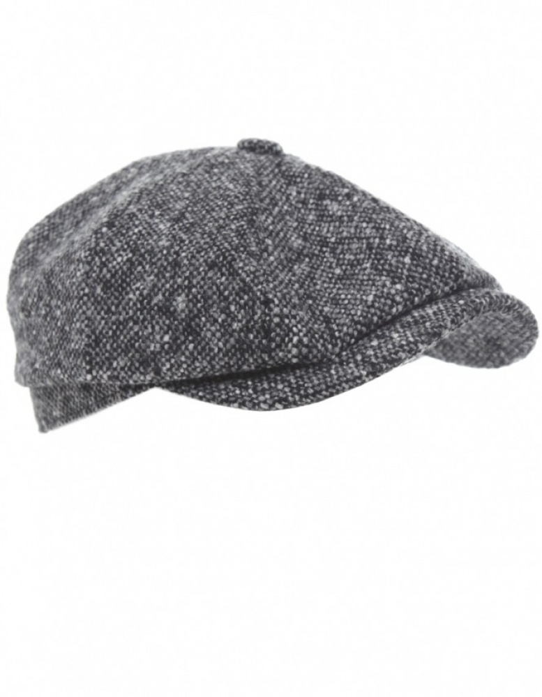 e10455e1 SUMMER SALE NOW ON LIMITED TIME ONLY. Flecked Hatteras Flat Cap