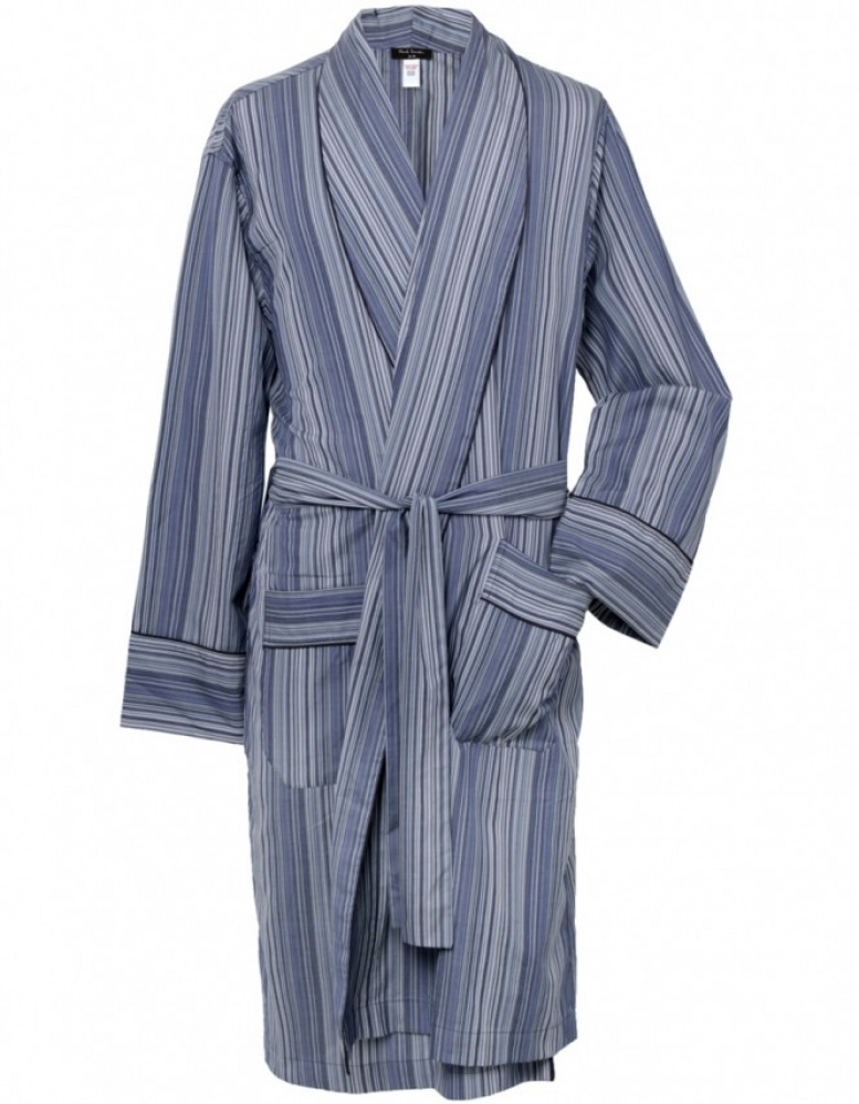 Mens Striped Dressing Gown - Home Decorating Ideas & Interior Design