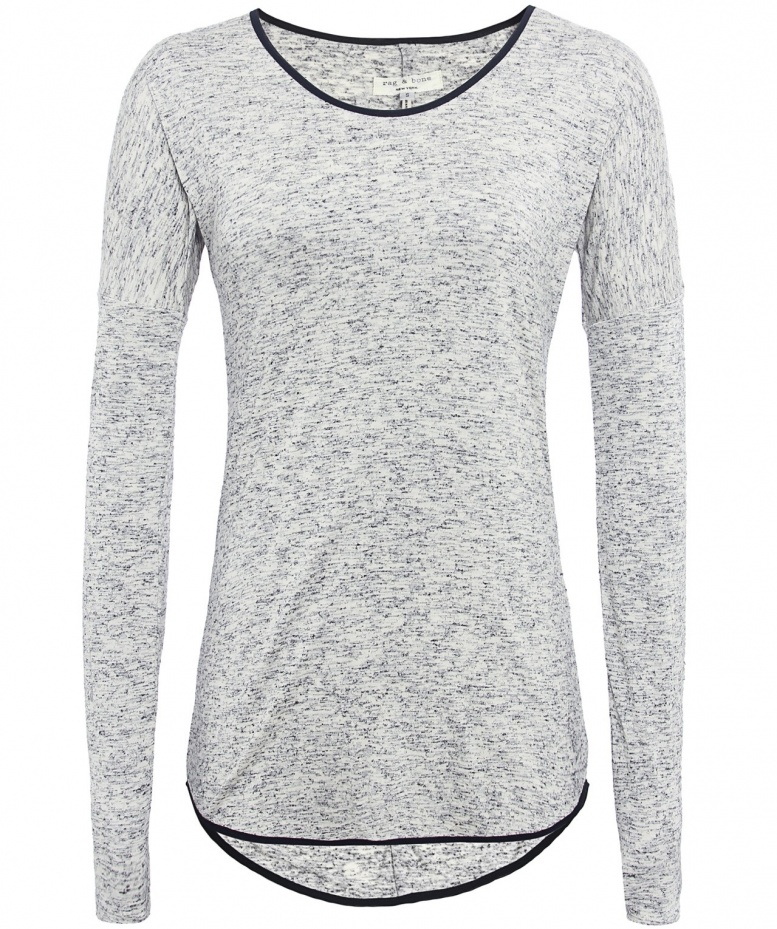 Rag bone spine t shirt available at jules b for Rag and bone t shirts
