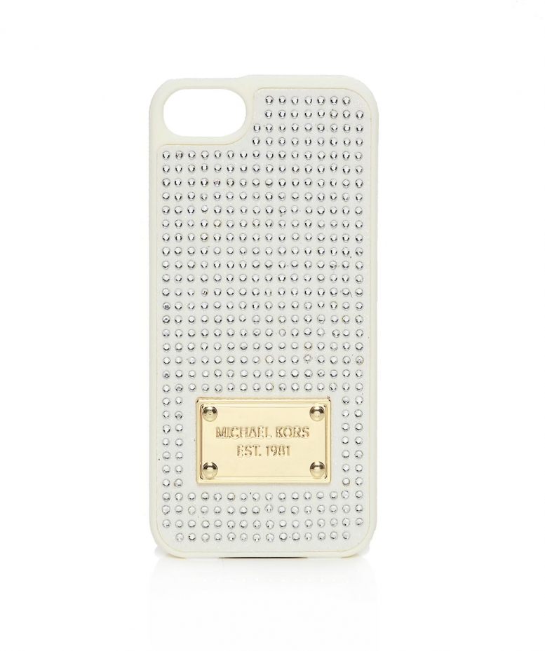 michael kors iphone 5 case michael michael kors embellished iphone 5 5s 3236