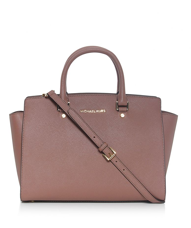 michael michael kors selma large satchel bag available at jules b. Black Bedroom Furniture Sets. Home Design Ideas