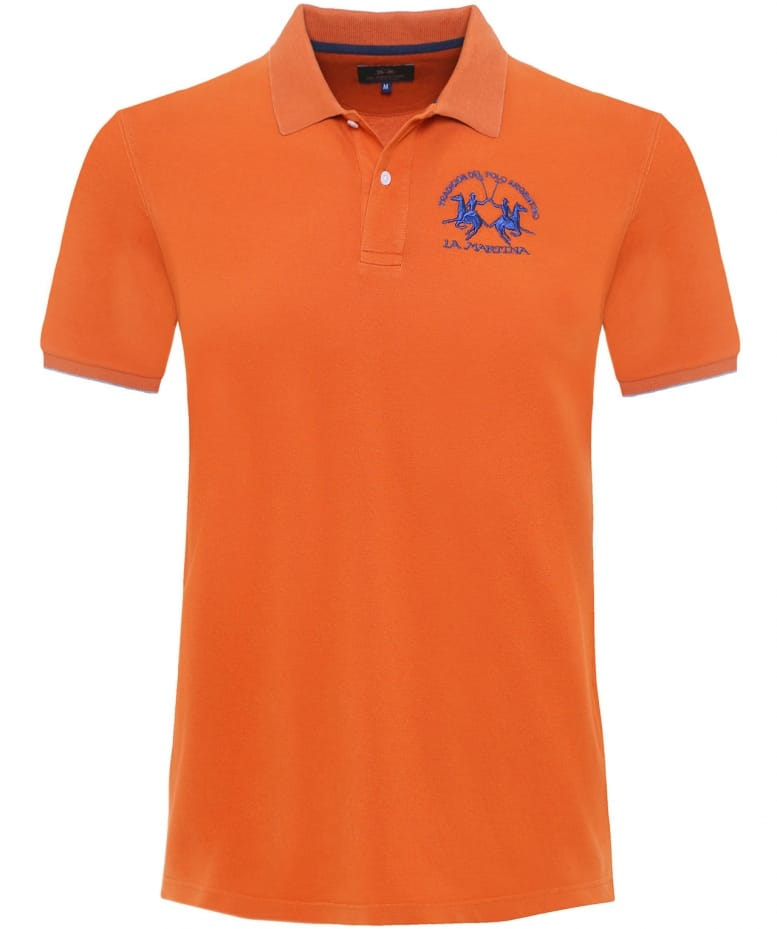 La Martina Slim Fit Miguel Polo Shirt Jules B