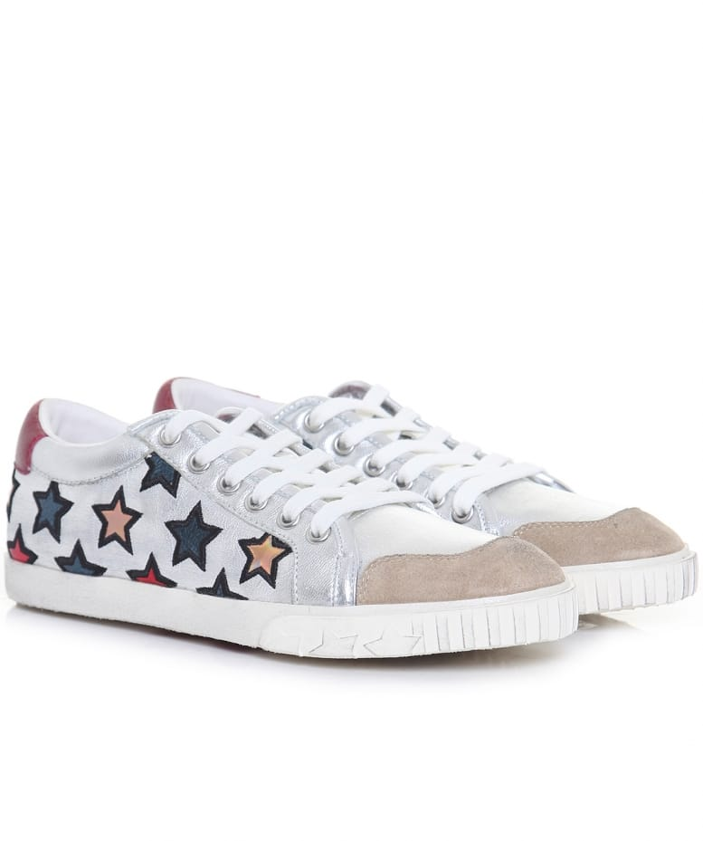 Ash Majestic Star Sneakers