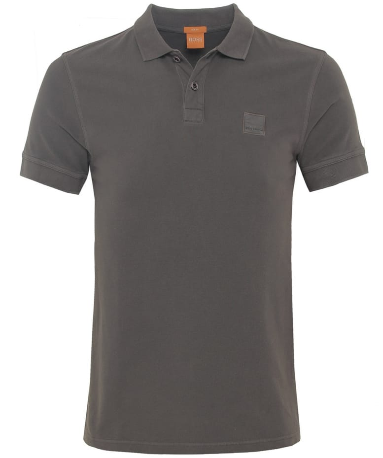 Hugo Boss Green Slim Fit Pascha Polo Shirt Jules B