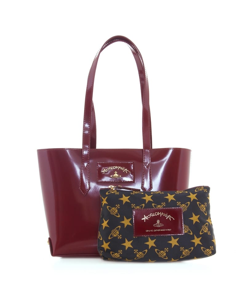b2bddc96c5 Vivienne Westwood Accessories Newcastle Medium Shopper Bag