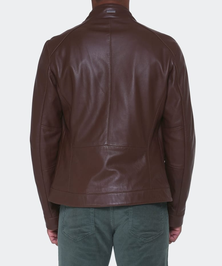 Leather Nokam Jacket