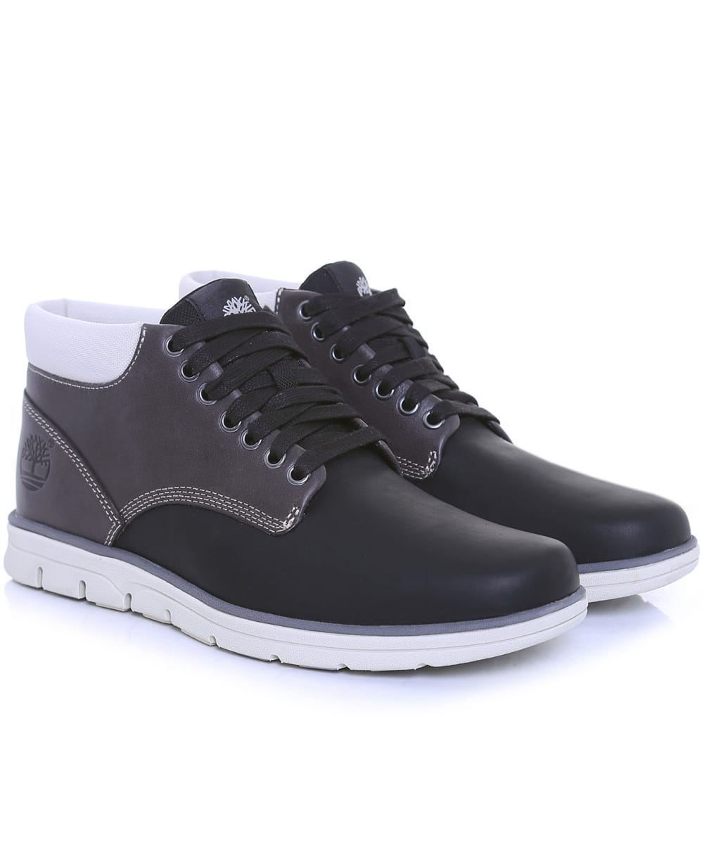 Grey leather 'Bradstreet' chukka boots outlet for sale pay with paypal for sale lqA5T