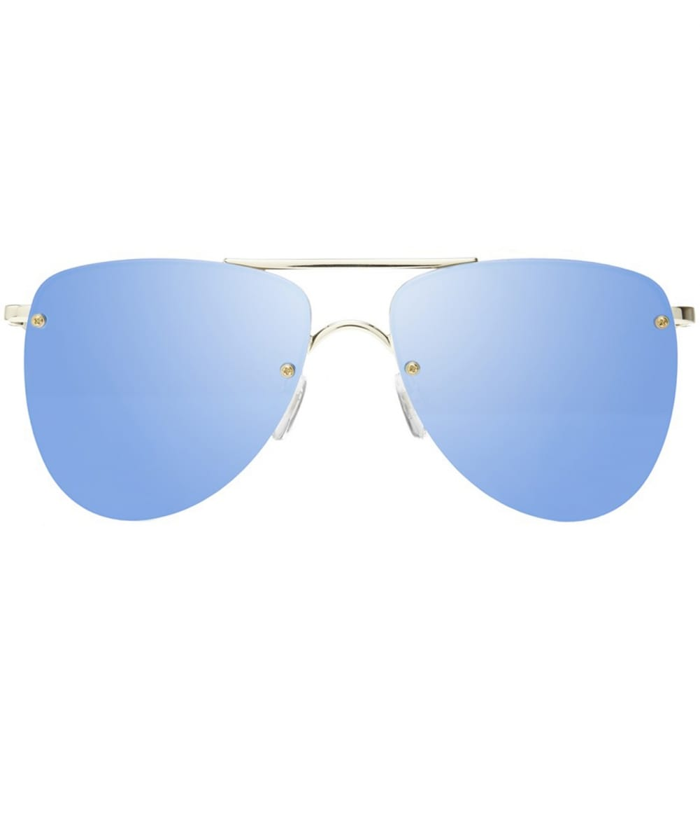 le specs icey blue the prince aviator sunglasses jules b. Black Bedroom Furniture Sets. Home Design Ideas