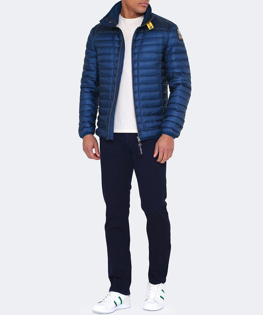 Quilted Down Arthur Jacket