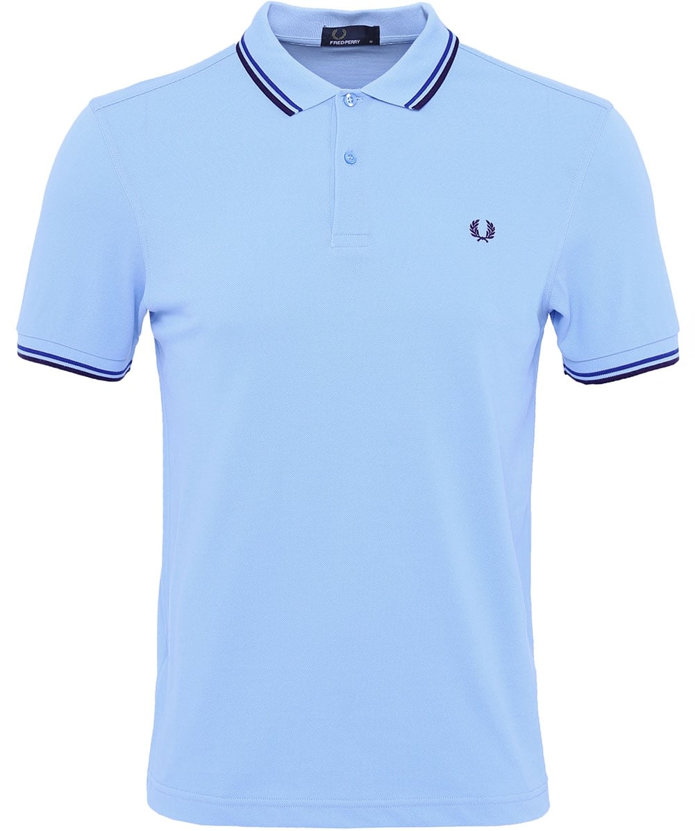 8ab4785a Fred Perry Twin Tipped M3600 Polo Shirt M3600 E15 | Jules B
