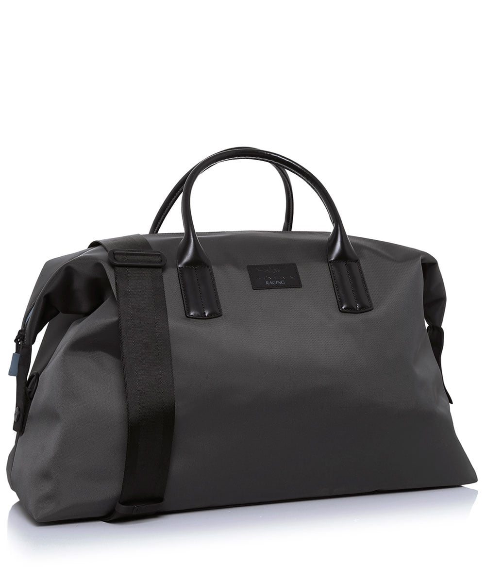 4fb78b137e Hackett Grey Aston Martin Racing Holdall | Jules B