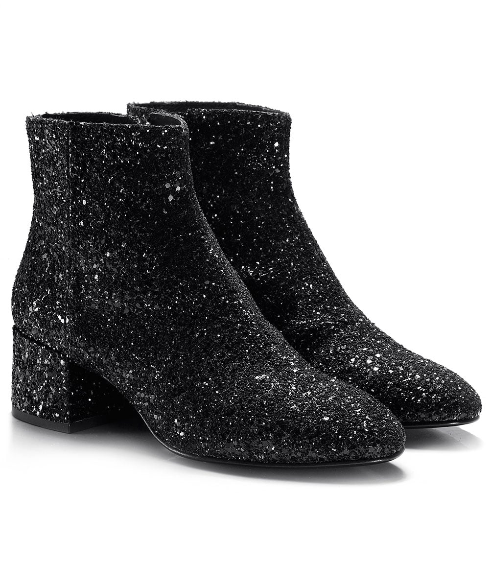 wholesale sales entire collection latest design Glitter Dragon Ankle Boots