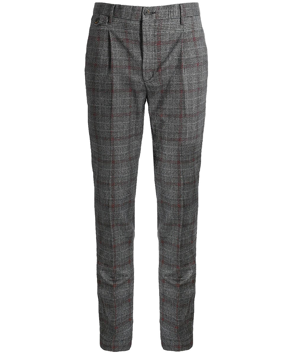 2a55d394fe Prince of Wales Check Trousers
