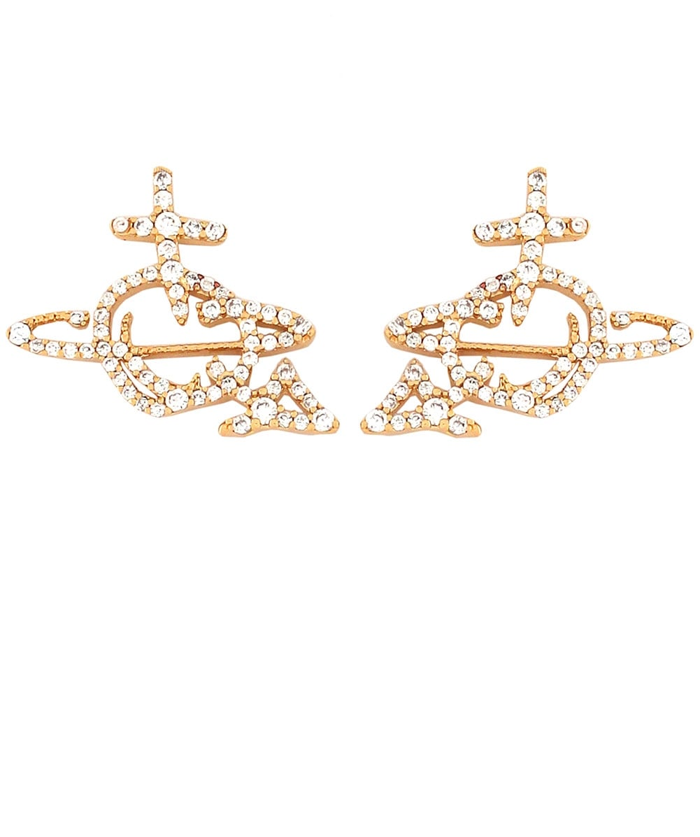 love and liberty earrings diamante by pearl at in abigail chez bec