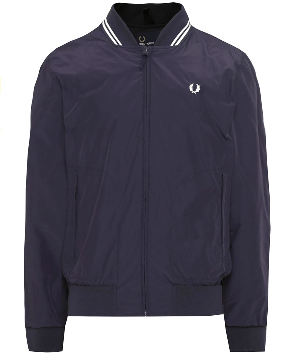 Twin Tipped Bomber Jacket