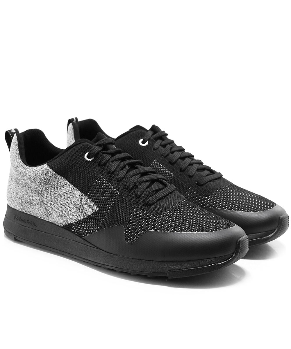 PS by Paul Smith Black Knitted Rappid