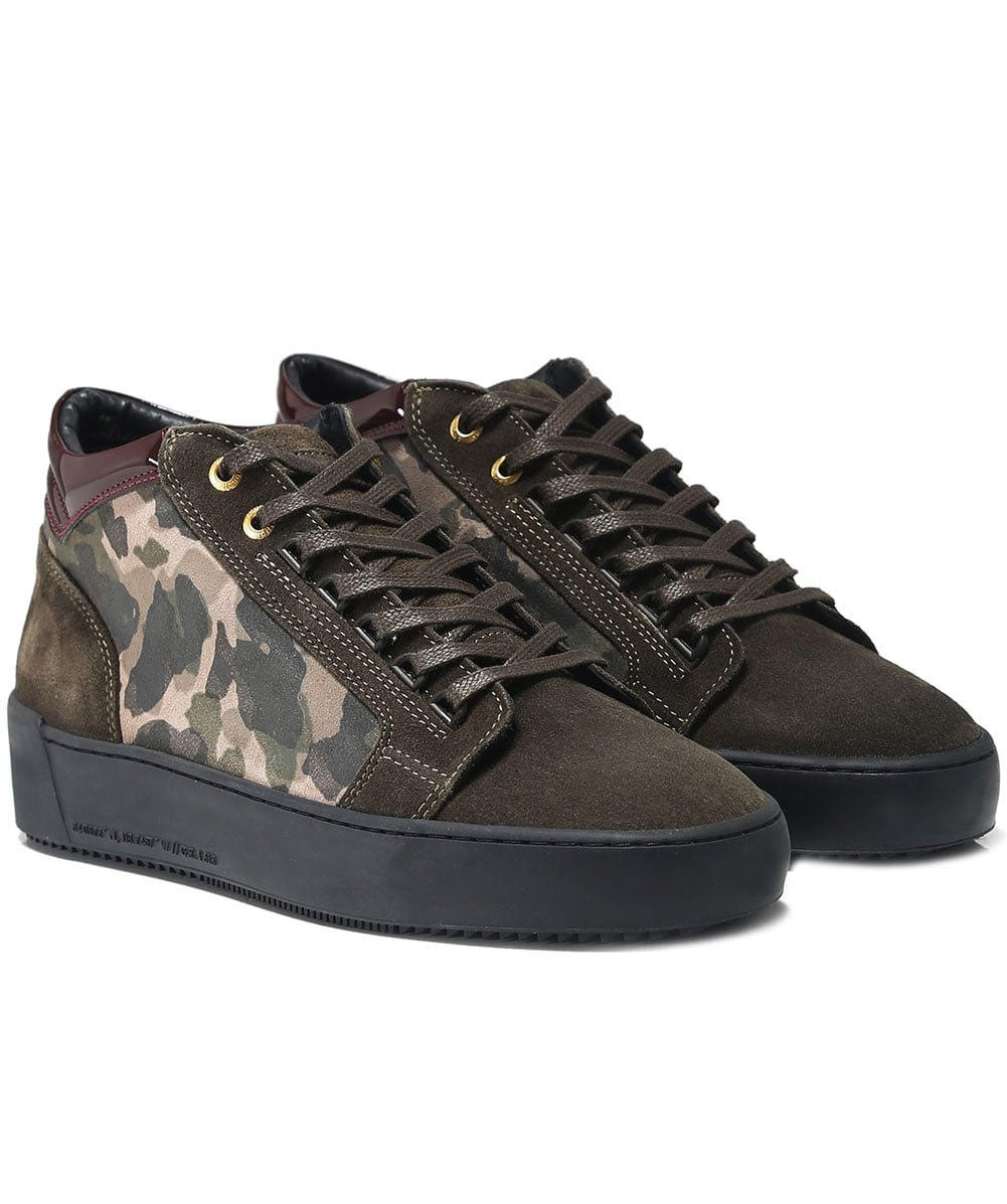 Android Homme Camo Suede Propulsion Mid