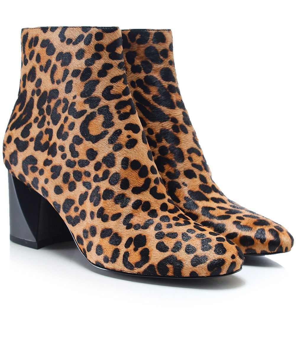 a387e7248dd Leopard Print Hadlee Ankle Boots