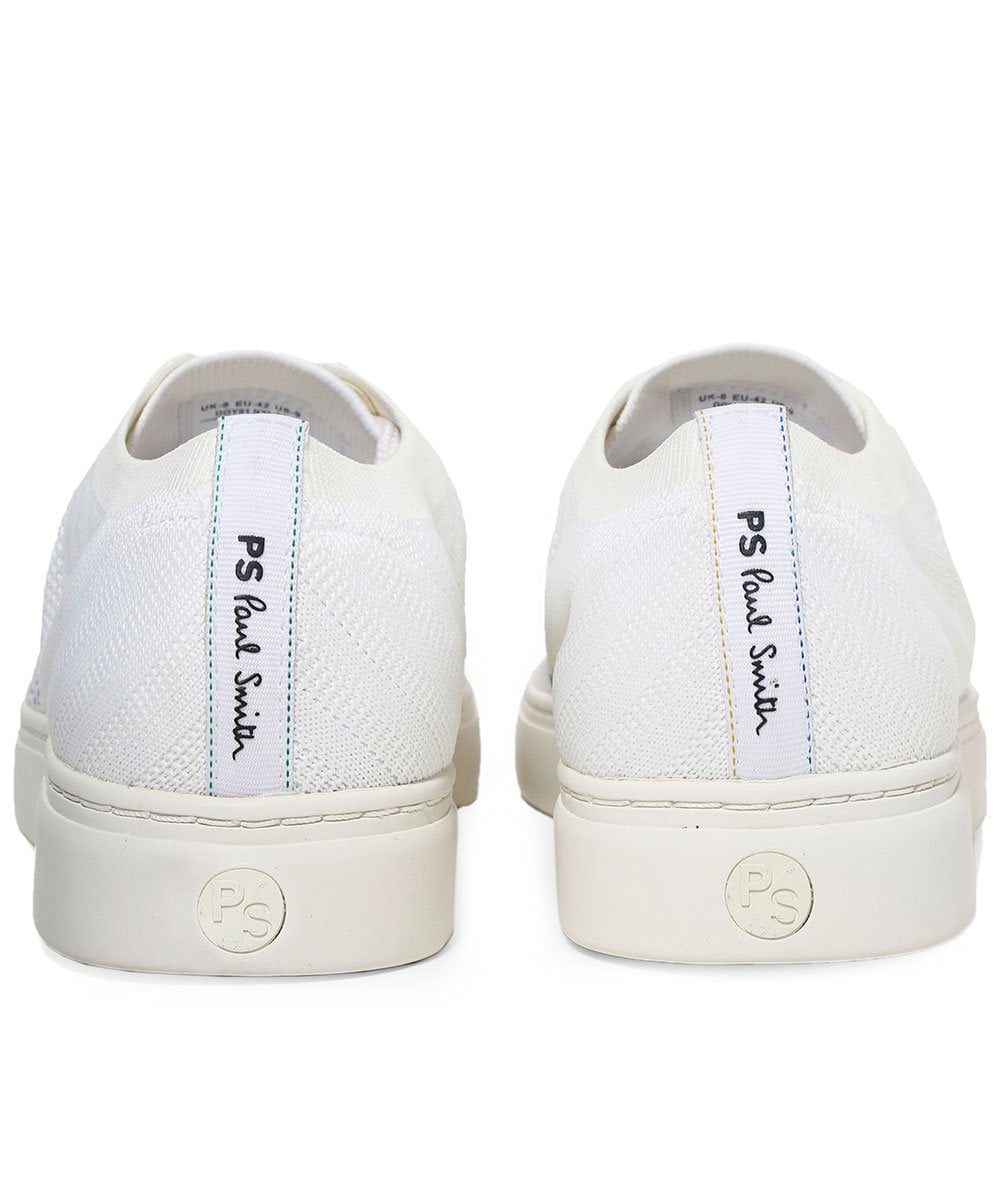 PS by Paul Smith White Doyle Knitted
