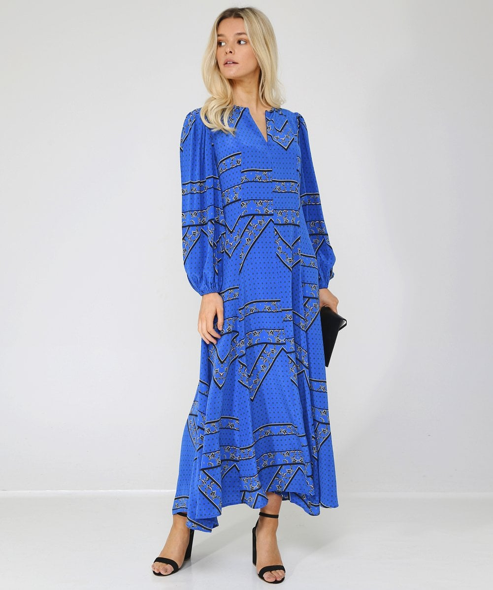 hot-selling forefront of the times ever popular Silk Cloverdale Maxi Dress