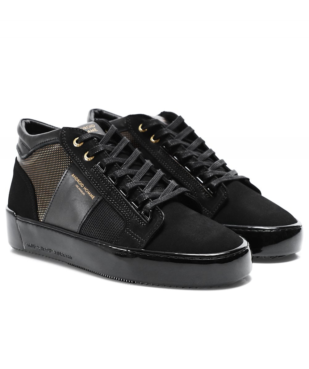 Android Homme Black Gloss Carbon