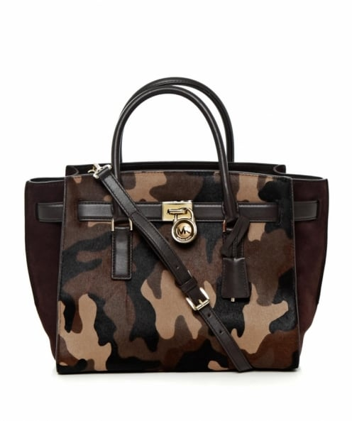 michael michael kors hamilton travel tote bag available at jules b. Black Bedroom Furniture Sets. Home Design Ideas
