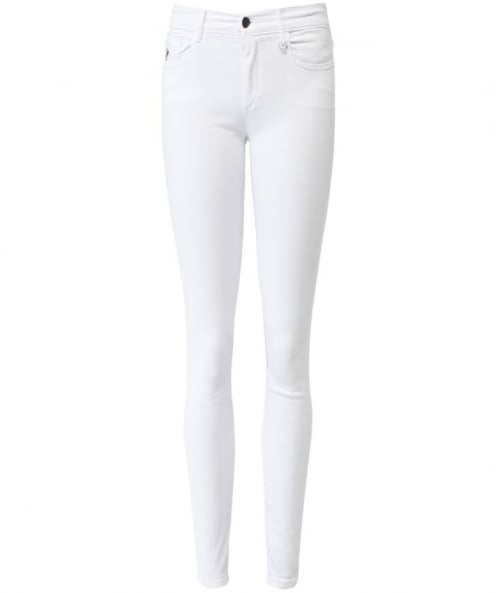 True Religion Mid Rise Denim Leggings