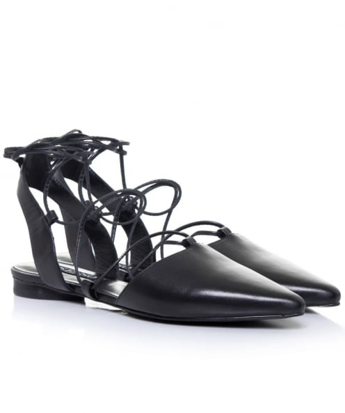 Senso Gordon Pointed Lace Up Shoes