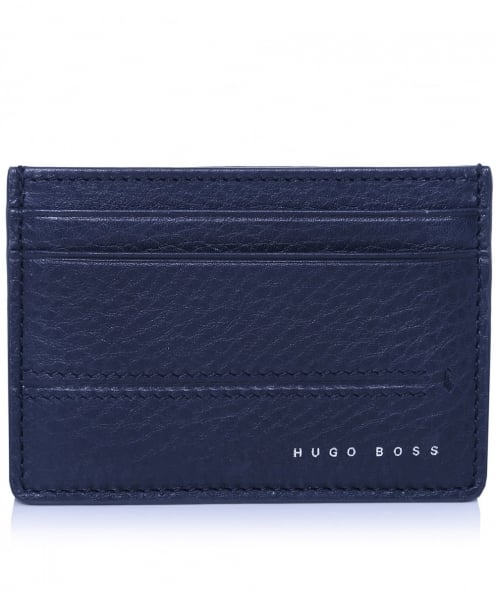 BOSS Leather Elite S Card Case