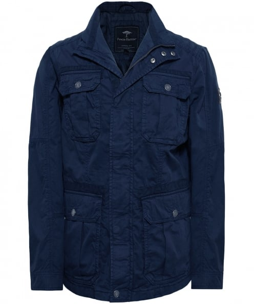 Fynch-Hatton Cotton Field Jacket