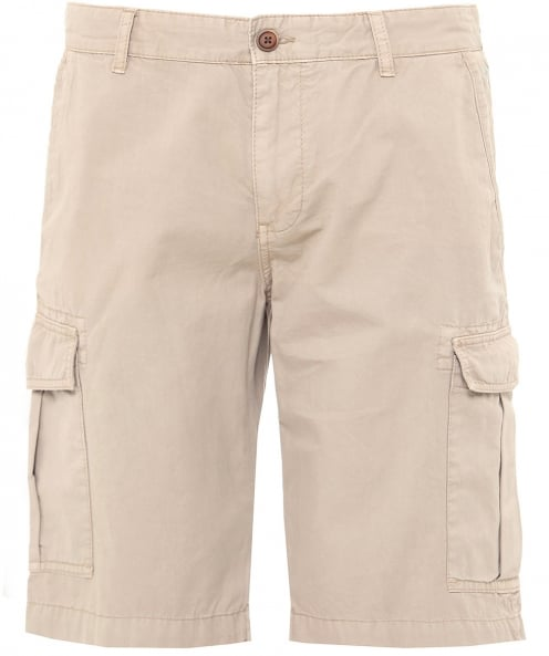Fynch-Hatton Cotton Bermuda Cargo Shorts