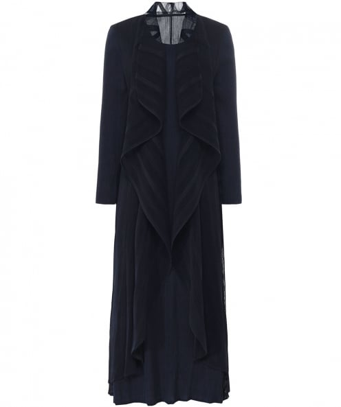 Thanny Pleated Jacket Dress